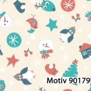Weihnachtsgeschenkpapier 30 cm x 200 m   Motiv 90179