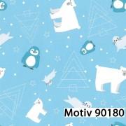 Weihnachtsgeschenkpapier 50 cm x 200 m | Motiv 90180