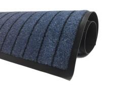Premium Türmatte Vorleger Fußabstreifer 60x40cm, blau