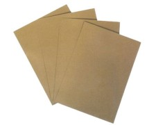 PAVO Rückwände / Deckblätter ECO 250gr/m2, A4, sand matt,  25 Stk.