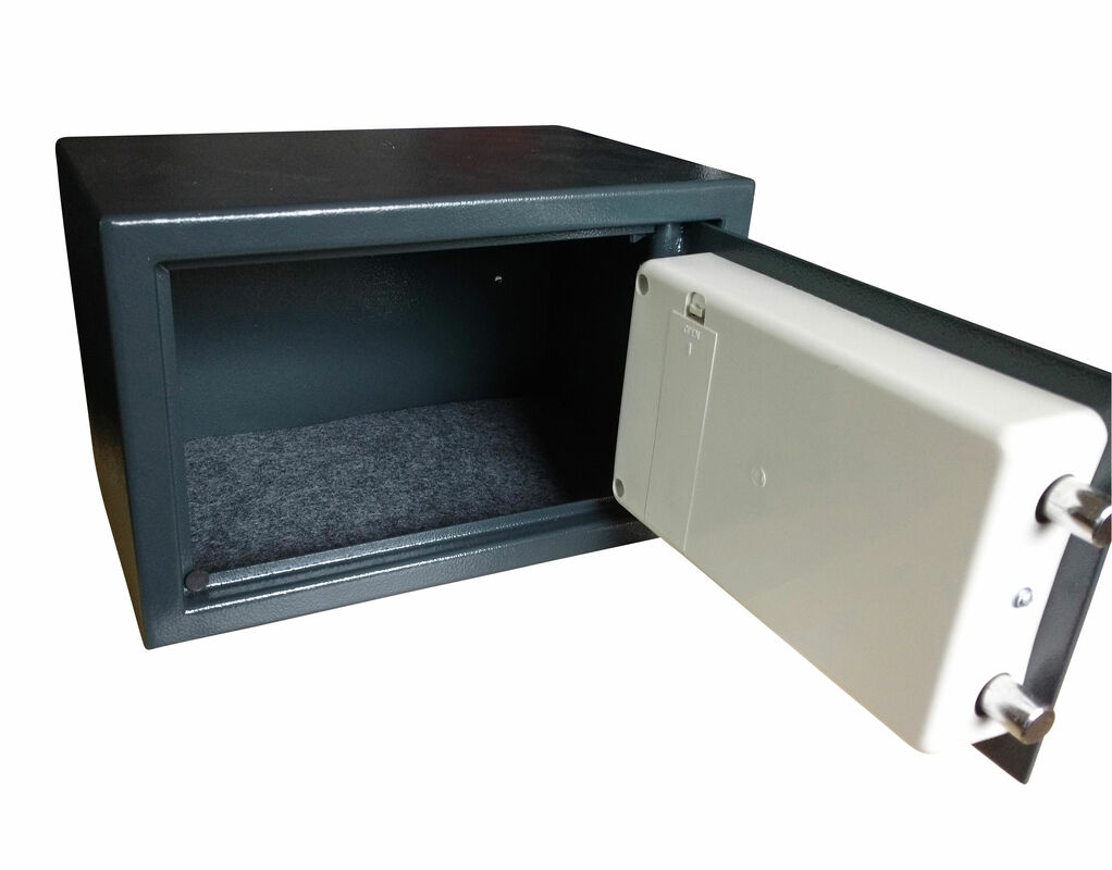 tresor safe 35x25x25cm mit elektronischem zahlenschlo f r. Black Bedroom Furniture Sets. Home Design Ideas