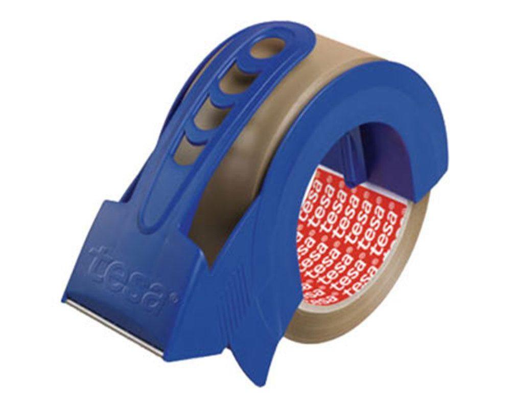 tesa klebeband packband tesapack 57424 mit praktischem abroller braun. Black Bedroom Furniture Sets. Home Design Ideas