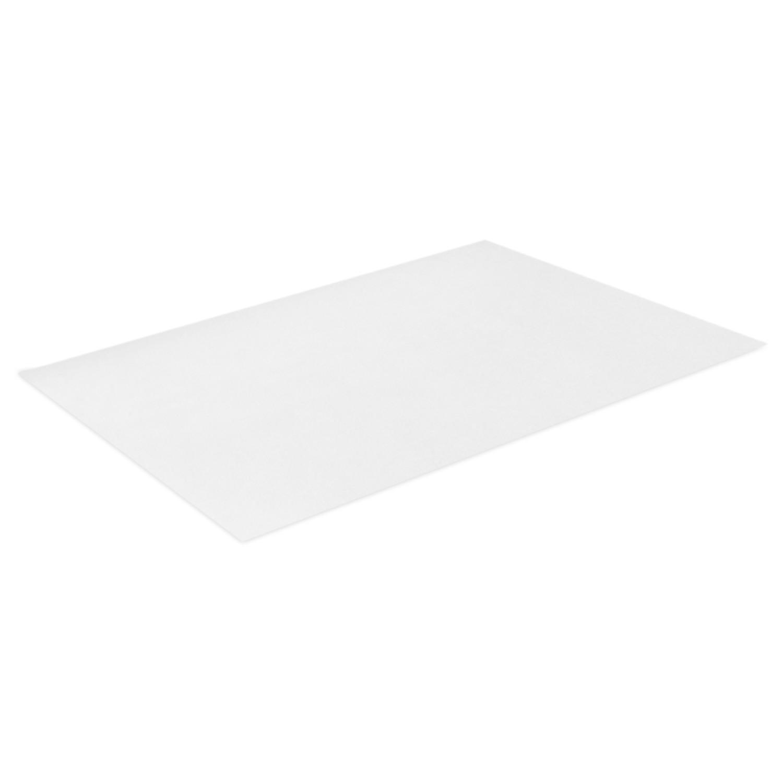 Backpapier Zuschnitte weiß, 57 x 98 cm, 500 Stk.
