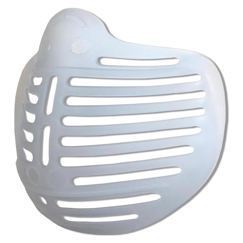 Silikon-Gesichtsabdeckungs-Stützrahmen für MNS Mundschutzmasken, 10 Stk.
