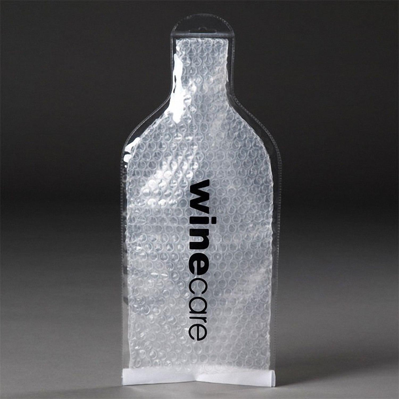 WineCare - Transportverpackung für  Weinflaschen, Sektflaschen etc.