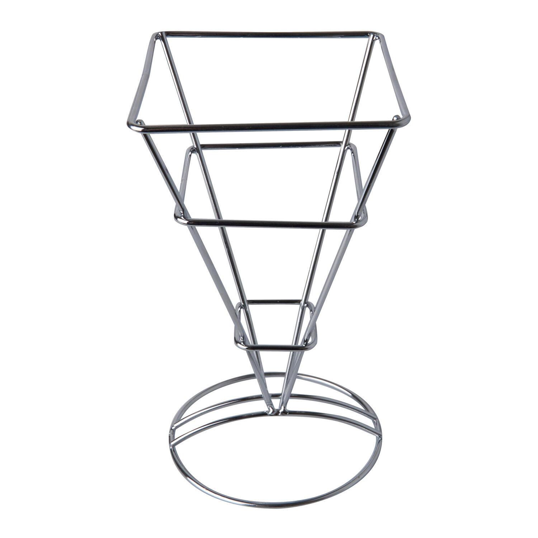 Halter für Spitztüten aus Metall, Höhe: 17,5 cm