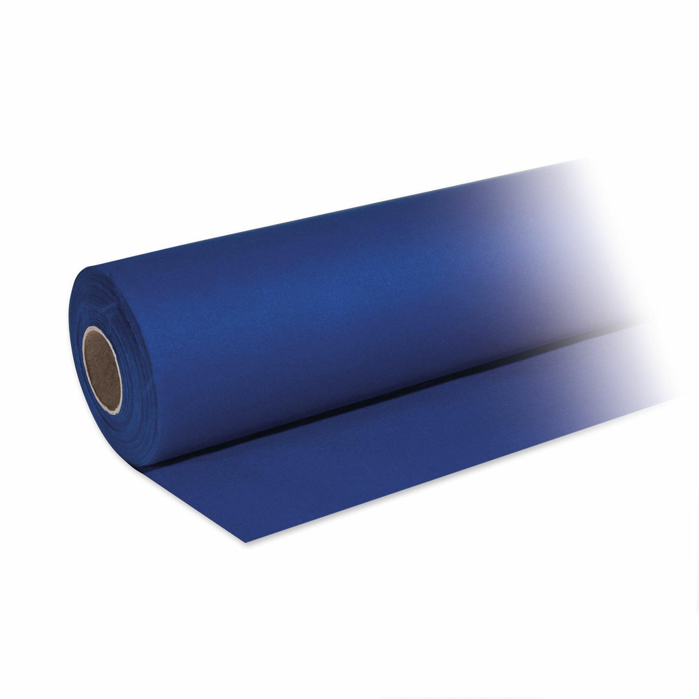Tischdecke Tischtuch Premium Airlaid 1,2m x 25m stoffähnlich, hochw., dunkelblau