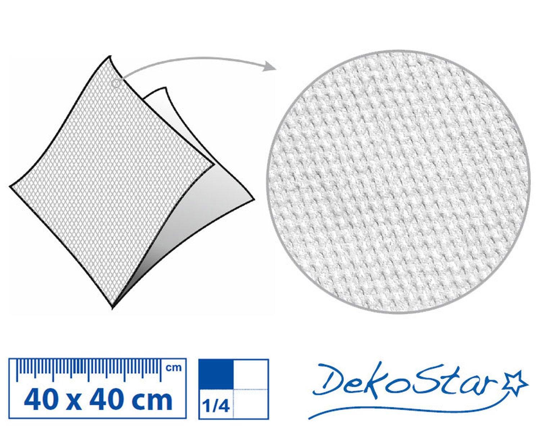 Servietten DekoStar 40 x 40 cm, apricot, 40 Stk.