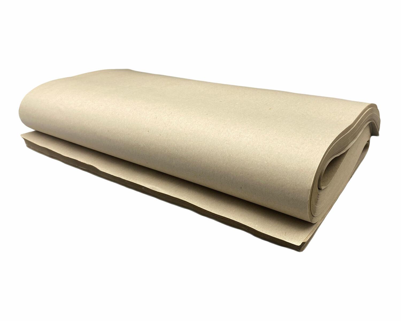 Packseide ECO im Format 50x75cm, 25 g/m2 -  1 KG,  100 Bögen