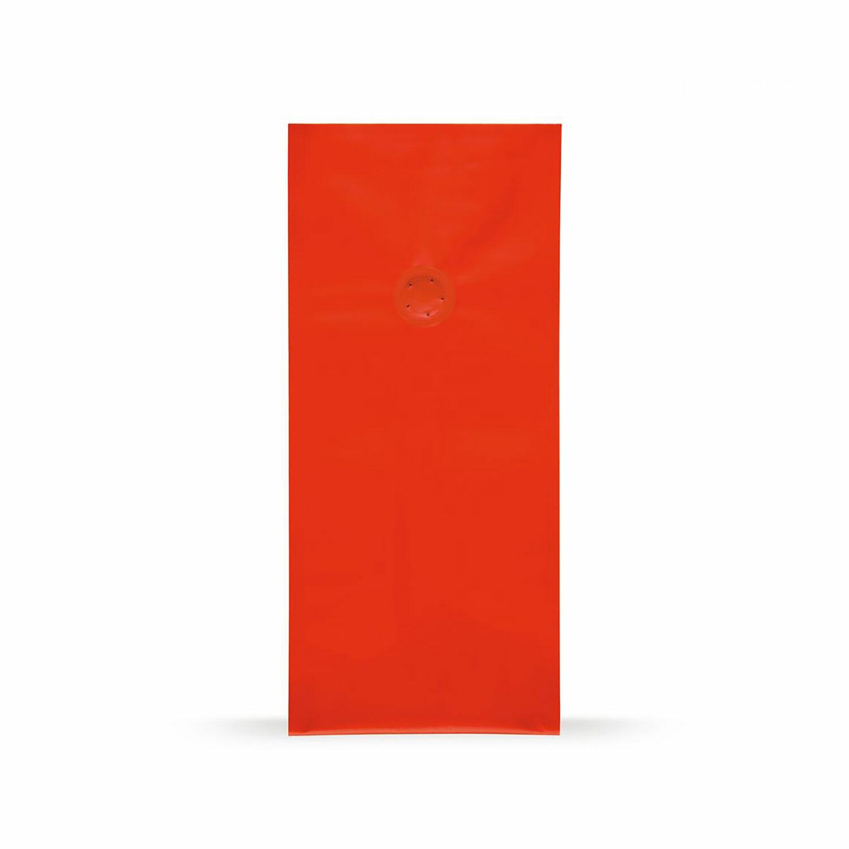 Quad Bags 120x90x290 mm mit Aromaschutzventil, 500g, rot, 1000 Stk.