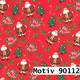 Weihnachtsgeschenkpapier 30 cm x 200 m   Motiv 90112 Weihnachtsmann