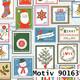 Weihnachtsgeschenkpapier 30 cm x 200 m | Motiv 90163 Schneemann Snowman