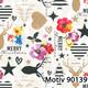 Weihnachtsgeschenkpapier Weihnachtspapier  30 cm x 200 m | Motiv 90139