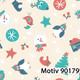 Weihnachtsgeschenkpapier 30 cm x 200 m | Motiv 90179